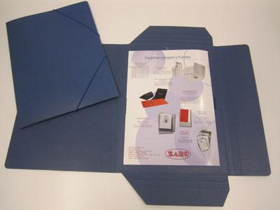 Producto: Carpeta Cartón Compacto nº 6