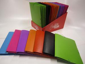 Producto: Carpeta Cartón Compacto Nº 6  Colores