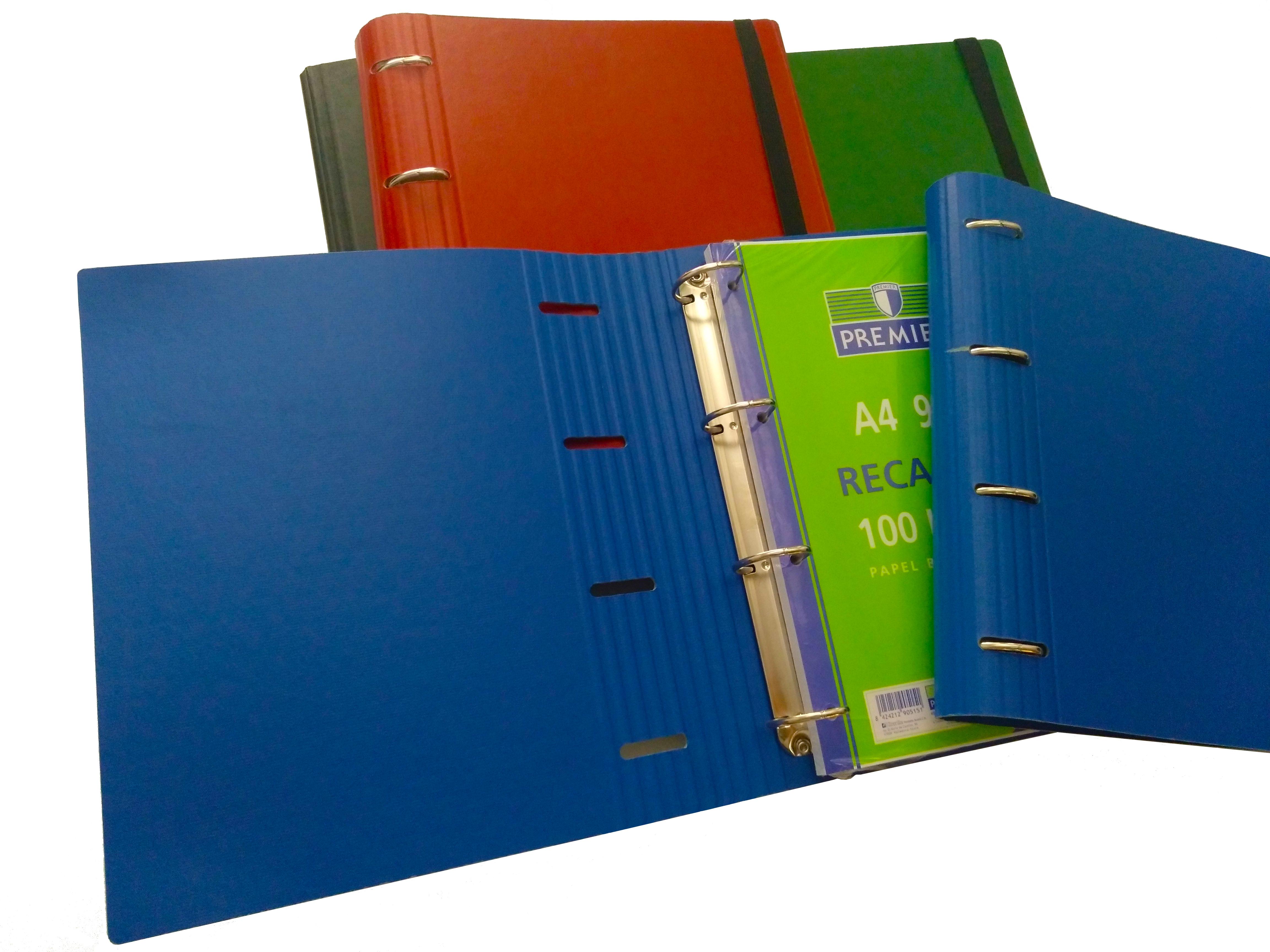 Producto: Carpebloc Cartón Compacto Recambio 100 hojas